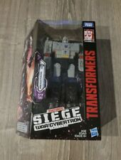 Transformers Siege Generations War for Cybertron Megatron ??New In Box??