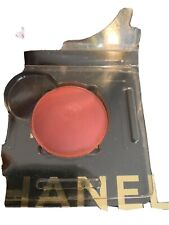 CHANEL RED FIRE POWDER BLUSH JOUES CONTRASTE BRAND NEW RARE