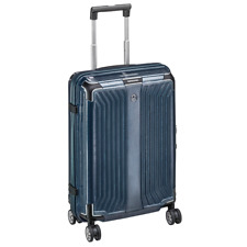 Mercedes Benz ReisekofferTrolley LiteBox Samsonite®Curv® Blau 75x50x29cm Neu