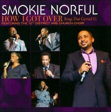 Smokie Norful - How I Got Over - New Factory Sealed