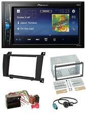 Pioneer 2DIN MP3 USB AUX Autoradio für Mercedes SLK R171 2004-2011