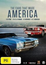 The Cars That Made America (DVD, 2018, 2-Disc Set)