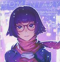 Ilya Kuvshinov first Art Book Momentary Japanese Anime Manga Ilustration Otaku