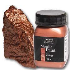 Kupfer Metallic Paint 100ml Modern Masters Metallfarbe Metalleffekt Acryl
