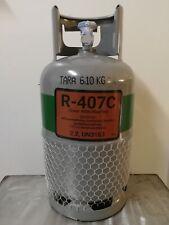 R407C Refrigerant Cooling factor R407C FREON climate gas 10.5 kg