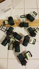 """Lot of 10 Quick Connect 5/8"""" Hose End Repair Connector ~ NEW"""