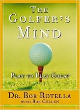 NEW - Golfer's Mind by Rotella, Dr. Bob