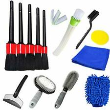 Thinkingwings Car Cleaning Accessories Kit, Car Cleaner Kit with Wheel Cleaning