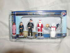 Lionel 1830010 The Polar Express Figure Pack New Mib O-27 Durable Plastic 2018