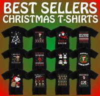 Best Christmas T-Shirt, Santa Christmas Xmas Birthday New Year Kids & Adults Top