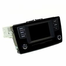 Autoradio Radio Swing SD Card Bluetooth 5L0035150K Skoda Yeti 5L mini Kratzer