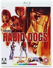 Rabid Dogs / Kidnapped 1974 Blu-ray DVD 3 Disc Arrow Video Mario Bava