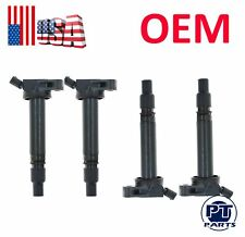 4pcs OEM Ignition Coil for 2006-2017 Lexus IS250 IS350 90919-A2005 90919-A2003