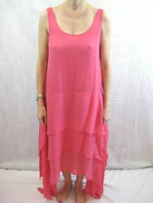 Thurley Size 12 Pink Summer Dress