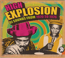 High Explosion (DJ Sounds From 1970 To 1976) [2CD Trojan]