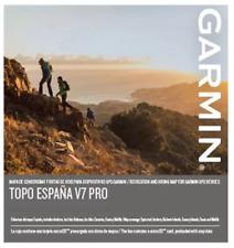 Mapa Garmin TOPO España V7 PRO Spain 2020 (incluye guía)