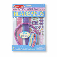 Melissa and Doug 15548 - Design-Your-Own Headbands - NEW!!