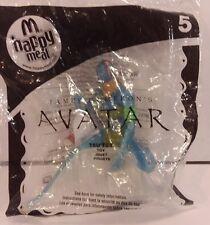 James Cameron's Avatar McDonald's Happy Meal Toy #5 Tsu'Tey (NIP)