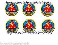 Strange Science Pinball Target Cushioned Decals