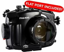 Fantasea Underwater Mirrorless Housing for Sony A6400 with 16-50mm sony Lens