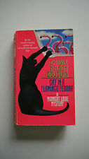 Carole Nelson Douglas - Cat In a Flamingo Fedora - (K17)