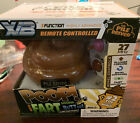 Pile Driver- The Remote Controlled Poop Toy -With Fart Sounds -NEW NIB