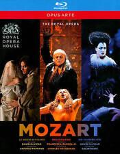 Mozart: Don Giovanni, Die Zauberflote & Le nozze di Figaro [Box Set] [Blu-ray],