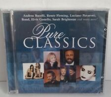 PURE CLASSICS - CD - Import - Like New Condition