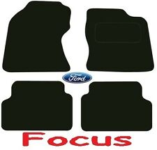 Ford Focus mk1 Tailored Deluxe Quality Car Mats 1998-2004 Hatchback Estate