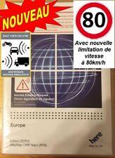 Cartographie EUROPE 2019-2 GPS RT6 : Peugeot et Citroën + Alertes Radars 2019