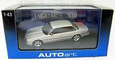 Jaguar XJR silver 1/43 Autoart 53603 MB