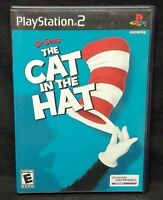 The Cat in the Hat - PS2 Playstation 2 Game Tested Working Complete