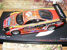 Saleen S 7 R  2008 Spa 24 hours car  in 1:43rd. Scale