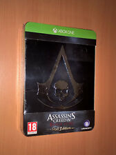 Assassin's Creed IV Black Flag Skull Edition (XBOX ONE) ITA USATO (Gioco nuovo)