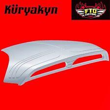 Kuryakyn Chrome Tri-Line Top Dash Accent for '15-'17 Road Glide 6962