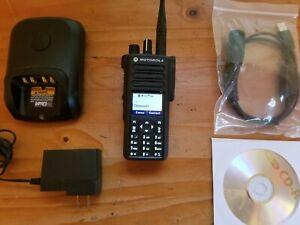 MOTOROLA XPR 7550 UHF 403-512 MHz  WITH PROGRAMMING