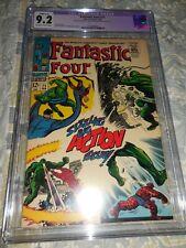 1968 Marvel Fantastic Four #71 CGC 9.2 NM-