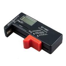 Digital Battery Tester Electronic Battery Power Measure BT168D Checker LCD V7F1