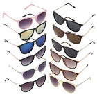 Stylish Lady Round Polarized Sunglasses Lightweight UV Protective Glasses lot R8