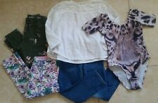 zara lot of toddler girl clothes 4 to 5 year old