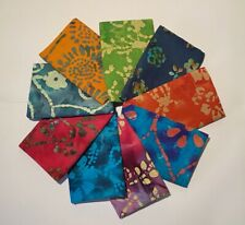 "50 Fat Quarters 18/""x21/"" 100/% Cotton Fabrics New #3 Assorted Patterns /& Colors"