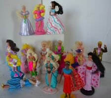Vintage McDonalds Happy Meal Barbie Doll Lot of 17