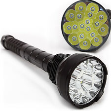 18x T6 LED 22000LM Super Stark Power Prestazioni Torcia Tascabile Flashlight