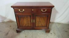 Thomasville Server Sideboard Mahogany Chippendale