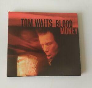 CD Album Tom Waits Blood Money 2002 Anti Inc