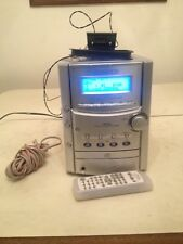 Kenwood HM-332 AM/FM Radio Cassette- AUX CD MICRO COMPONENT SYSTEM