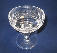 """Vtg Waterford Glass Crystal Colleen Champagne/Tall Sherbet 4 3/8""""  from Ireland"""