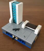Custom Lego Halo Reach New Alexandria Kit #2  (No Minifigures Included)