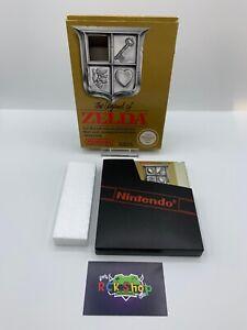 Nintendo - NES - Spiel - The Legend Of Zelda - PAL B - OVP