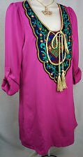 Hot and Delicious Dress M Size Medium Arabian Night Boutique Womens 4 6 New